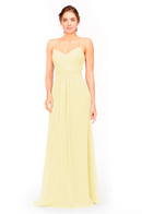 Bari Jay Bridesmaid Dress 1962 -Daffodil