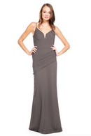 Bari Jay Bridesmaid Dress 2012 - DarkGrey