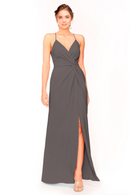 Bari Jay Bridesmaid Dress 1951 - DarkGrey
