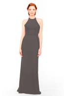 Bari Jay Bridesmaid Dress 1961 - DarkGrey