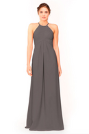 Bari Jay Bridesmaid Dress 1950 -DarkGrey