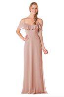 Bari Jay Bridesmaid Dress - 1730-Deco Blush