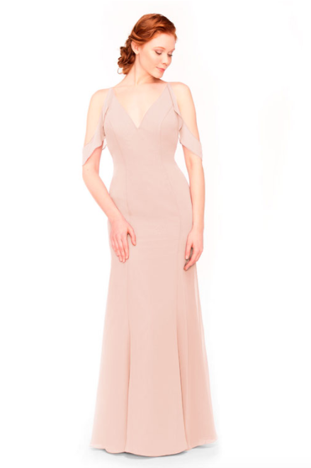 Bari Jay Bridesmaid Dress 1972 - DecoBlush