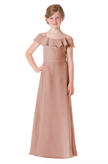 Bari Jay Junior Bridesmaid Dress - 1730(JR)-DecoBlush