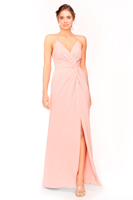 Bari Jay Bridesmaid Dress 1951 - DecoPeach