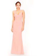 Bari Jay Bridesmaid Dress 1958 - DecoPeach