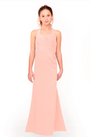 Bari Jay Junior Bridesmaid Dress 1958 - DecoPeach