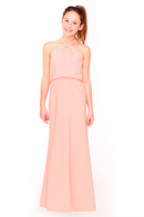 Bari Jay Junior Bridesmaid Dress 1954 -DecoPeach