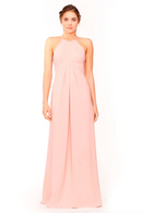 Bari Jay Bridesmaid Dress 1950 -DecoPeach