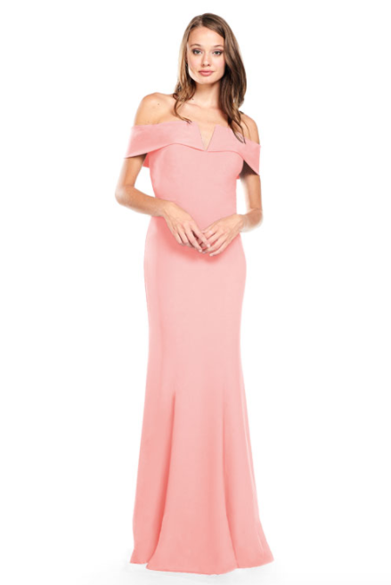 Bari Jay Bridesmaid Dress 2014 -DecoRose