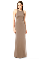 Bari Jay Bridesmaid Dress 1882 - DeepMocha