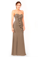 Bari Jay Bridesmaid Dress 1955 - DeepMocha