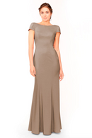 Bari Jay Bridesmaid Dress 1953 - DeepMocha