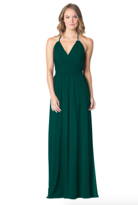 DeepPine-Bari Jay Bridesmaid Dress - 1600
