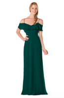 Bari Jay Bridesmaid Dress - 1730-Deep Pine