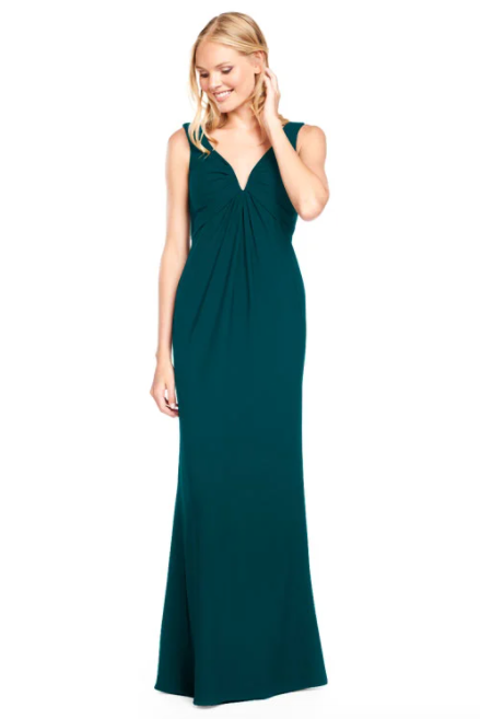 Bari Jay Bridesmaid Dress 2011 -DeepPine