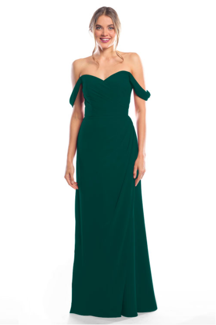 Bari Jay Bridesmaid Dress 2080 - DeepPine