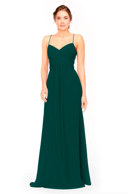 Bari Jay Bridesmaid Dress 1962 -DeepPine