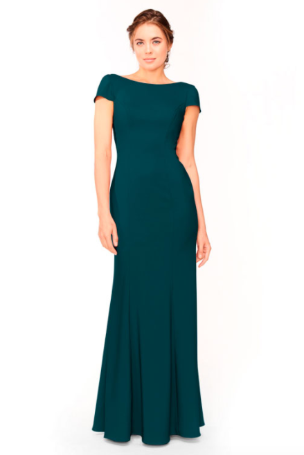 Bari Jay Bridesmaid Dress 1953 - DeepPine