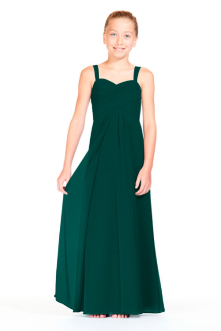 Bari Jay Junior Bridesmaid Dress 1803 (JR)-DeepPine