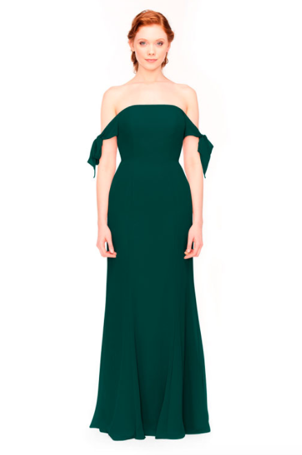 Bari Jay Bridesmaid Dress 1974 - DeepPine