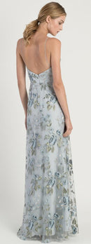 Jenny Yoo Bridesmaid Dress Drew Print