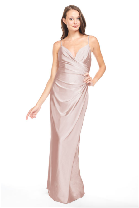 Bari Jay Bridesmaid Dress - 2005 Dusk