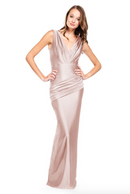 Bari Jay Bridesmaid Dress - 2006 Dusk