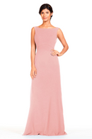 Bari Jay Bridesmaid Dress 1818 -DustyPink