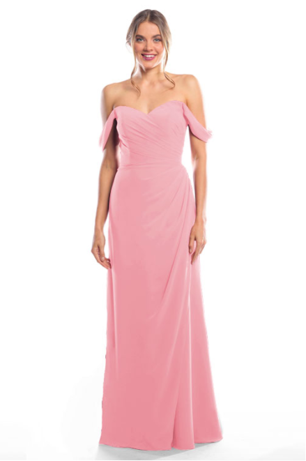 Bari Jay Bridesmaid Dress 2080 - Dustyrose