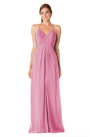 Bari Jay Bridesmaid Dress - 1723 BC-Dustyrose