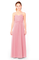 Bari Jay Junior Bridesmaid Dress 1962 - Dustyrose