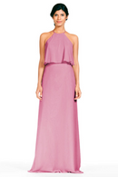 Bari Jay Bridesmaid Dress 1801-Dustyrose