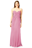 Bari Jay Bridesmaid Dress 1870 -Dustyrose