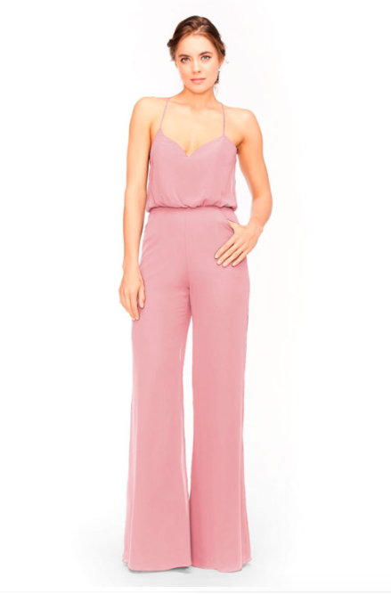Bari Jay Jumpsuit Bridesmaid Dress 1964 -
