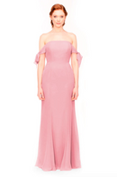 Bari Jay Bridesmaid Dress 1974 - Dustyrose