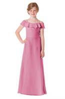 Bari Jay Junior Bridesmaid Dress - 1730(JR)-Dustyrose