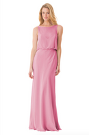 Bari Jay Bridesmaid Dress - 1661-Dustyrose