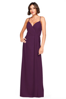 Bari Jay Bridesmaid Dress 2026 - Eggplant