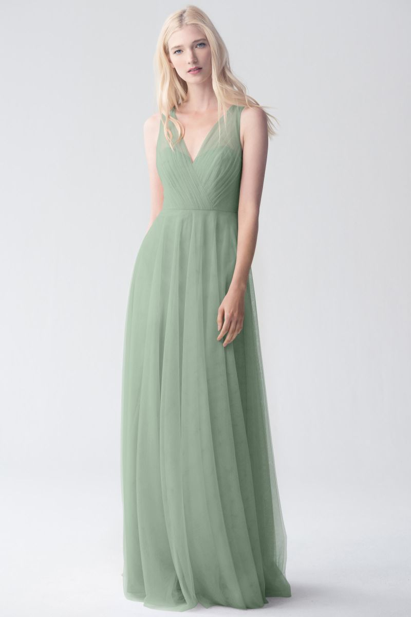Jenny Yoo Bridesmaid Dress Emelie (No Applique)
