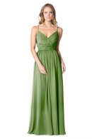 Bari Jay Bridesmaid Dress - 1606 BC-Forest