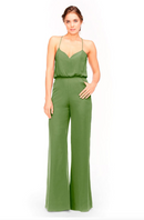 Bari Jay Jumpsuit Bridesmaid Dress 1964 - Forest
