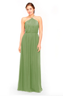 Bari Jay Bridesmaid Dress 1969 - Forest