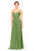 Bari Jay Bridesmaid Dress 1962 -Forest