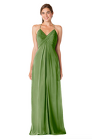 Bari Jay Bridesmaid Dress - 1723 BC-Forest