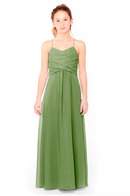 Bari Jay Junior Bridesmaid Dress 1962 - Forest