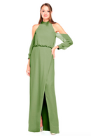 Bari Jay Bridesmaid Dress 2028 - Forest_