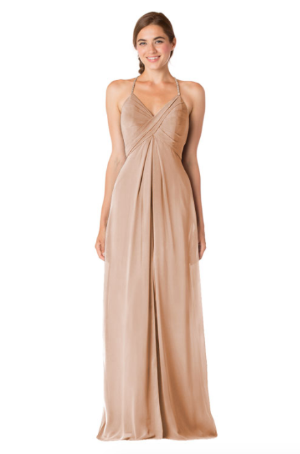 Bari Jay Bridesmaid Dress - 1723 IC-Ginger