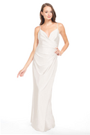 Bari Jay Bridesmaid Dress - 2005 Ivory