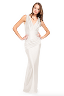 Bari Jay Bridesmaid Dress - 2006 Ivory